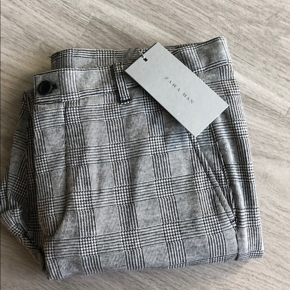 319970fe Zara Pants | Man Checkered | Poshmark